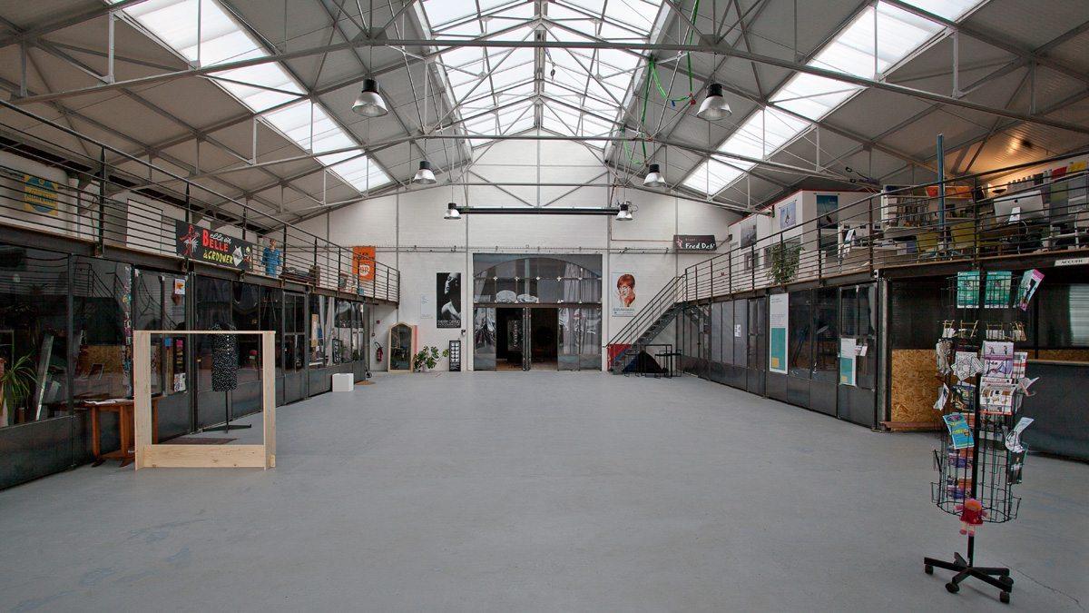 Location de l espace expo du garage le garage for Location de garage le havre
