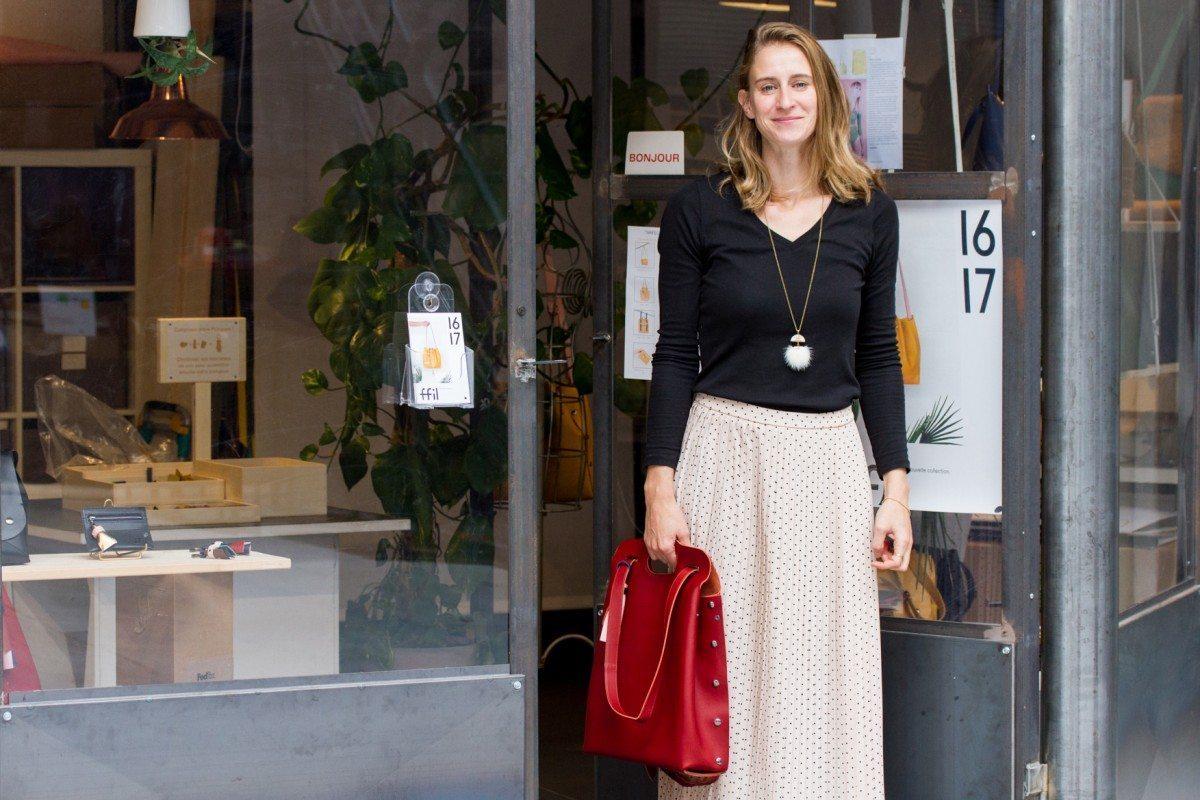 Claire Batardiére | FFIL | Publication dans The World Elements au Japon