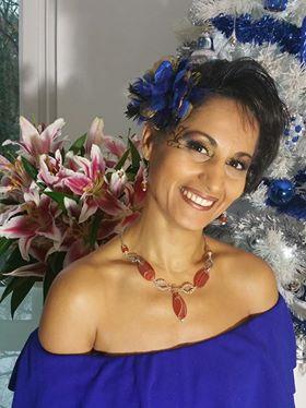 Myriam Di Maggio- Sublimes Créations Créatrice, Conférencière, Guidance, Soin énergétique à base de pierres